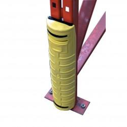 Polyethylene Rack Deflector