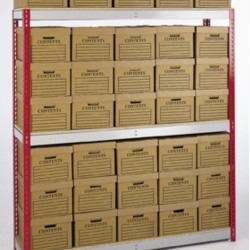 Just Archive Shelving Bays