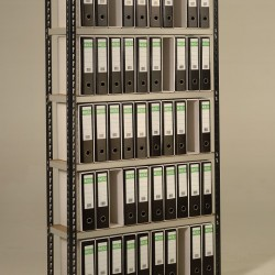 Just Lever Arch File Bays