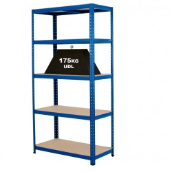 Budget Boltless Shelving Bays 150A