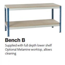 Just Workbenches Type B