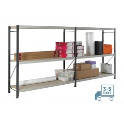 Adjustable Longspan Shelving Bays