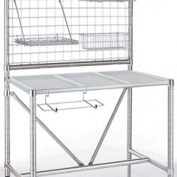 Metro Cleanroom Worktables