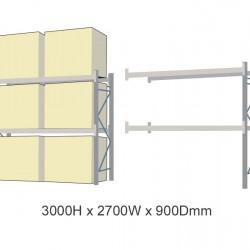 Galvanised Adjustable Pallet Racking
