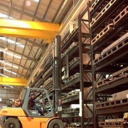 Extra Heavy Duty Structural Pallet Racking