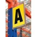 Warehouse Rack Signage